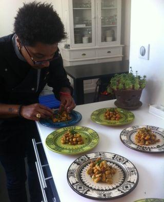Aicha cuisine